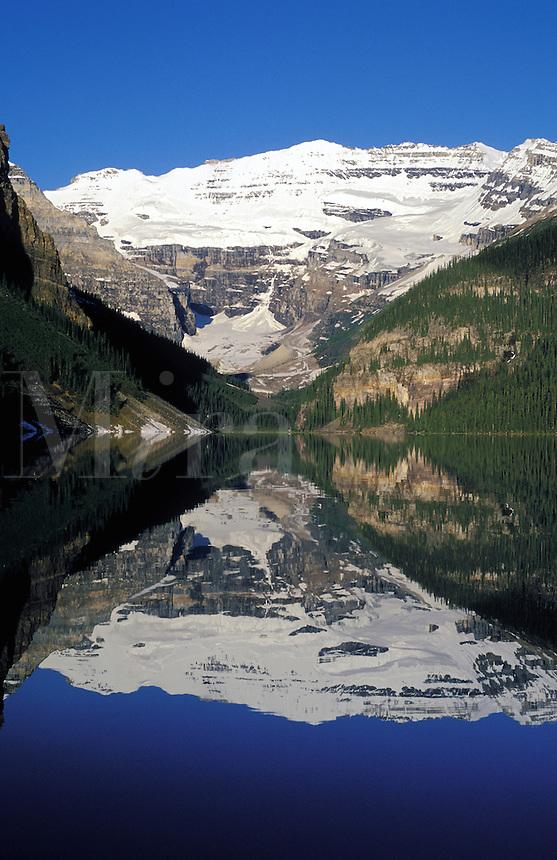 Canada,Alberta .Lake Louis