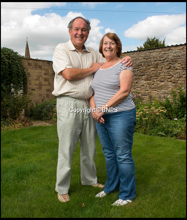 BNPS.co.uk (01202 558833)<br /> Pic: TomWren/BNPS<br /> <br /> Tony and June Perry - June was born in the village, her husband Tony is still an outsider having only lived there 40 years.<br /> <br /> The little changed Somerset village of Chiselborough whose residents have pieced together their history in photographs.<br /> <br /> A rural village's community has painstakingly put together its social history over the last 40 years, which is now going on display.<br /> <br /> Tony and June Perry first started collecting images of Chiselborough, in south Somerset, 40 years ago for the project which celebrates the village's people, traditions and buildings.<br /> <br /> Dozens of villagers have helped the couple compile 600 photos which are finally going to be shown in a new exhibition.<br /> <br /> The images, which date back to the 1860s, highlight many notable events in Chiselborough's history including the fire of 1890 which saw the pub burn down.<br /> <br /> Other photos show the silver jubilee party of 1935, a school fancy dress day in 1954 and the renovation of the village's 12th century church in 1971.<br /> <br /> Situated on the River Parrett, Chiselborough is five miles west of Yeovil and has a population of just 275 people.