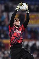 Gianluigi Donnarumma of Milan<br /> Roma 27-10-2019 Stadio Olimpico <br /> Football Serie A 2019/2020 <br /> AS Roma - AC Milan<br /> Foto Antonietta Baldassarre / Insidefoto