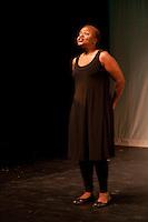 Linda Means to Wait at the FringeNYC 2012 Premiere August 7, 2012  &copy; Laura Trevino/Media Punch Inc. /NortePhoto.com<br /> <br />  **CREDITO*OBLIGATORIO** *No*Venta*A*Terceros*<br /> *No*Sale*So*third* ***No*Se*Permite*Hacer Archivo***No*Sale*So*third*