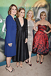 HOLLYWOOD, CA - JUNE 26: (L-R) Executive Producer/Author Gillian Flynn, Amy Adams, Patricia Clarkson and Executive Producer/Creator Marti Noxon attend the Los Angeles premiere of the HBO limited series 'Sharp Objects' at ArcLight Cinemas Cinerama Dome on June 26, 2018 in Hollywood, California.