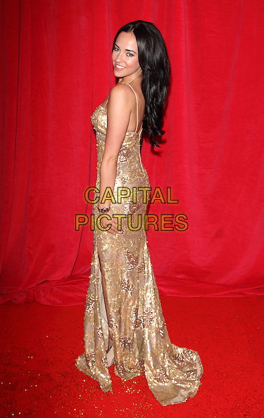 LONDON, ENGLAND - MAY 24:  Stephanie Davis attends the British Soap Awards at Hackney Empire on May 24, 2014 in London, England<br /> CAP/ROS<br /> &copy;Steve Ross/Capital Pictures