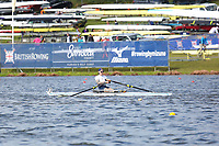 Race: 322  Event: Non-Champ A-C 1x  Final<br /> <br /> British Rowing Masters Championships 2018<br /> Sunday<br /> <br /> To purchase this photo, or to see pricing information for Prints and Downloads, click the blue 'Add to Cart' button at the top-right of the page.