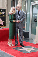 LOS ANGELES - MAY 7:  Suzanne Newlander Arkin, Alan Arkin at the Alan Arkin Star Ceremony on the Hollywood Walk of Fame on May 7, 2019 in Los Angeles, CA