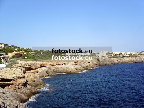 rocky coast of Santa Ponsa<br /> <br /> costa rocosa de Santa Ponsa<br /> <br /> Felsk&uuml;ste von Santa Ponsa<br /> <br /> 2272 x 1704 px