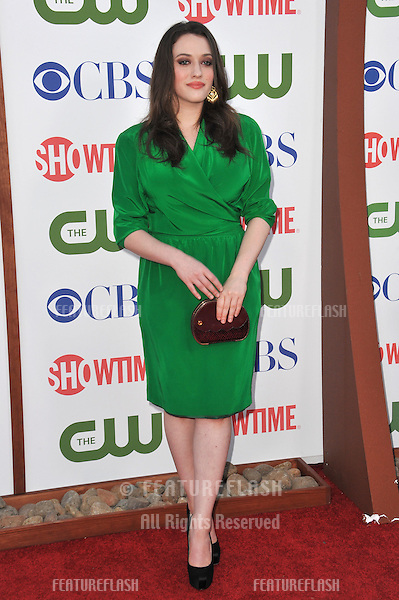 Kat Dennings, star of 2 Broke Girls, at the CBS Summer 2011 TCA Party at The Pagoda, Beverly Hills..August 3, 2011  Los Angeles, CA.Picture: Paul Smith / Featureflash