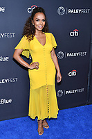 "HOLLYWOOD, CA - MARCH 23: Janet Mock attends PaleyFest 2019 for FX's ""Pose"" at the Dolby Theatre on March 23, 2019 in Hollywood, California. (Photo by Vince Bucci/FX/PictureGroup)"