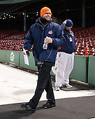 Andrew O'Neill (SSU - Assistant Coach) - The University of Massachusetts Boston Beacons defeated the Salem State University Vikings 4-2 (EN) on Tuesday, January 7, 2014, at Fenway Park in Boston, Massachusetts.