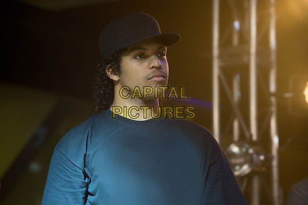 Straight Outta Compton (2015) <br /> O&rsquo;Shea Jackson Jr.<br /> *Filmstill - Editorial Use Only*<br /> CAP/KFS<br /> Image supplied by Capital Pictures