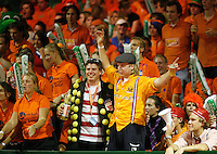 21-9-07, Netherlands, Rotterdam, Daviscup NL-Portugal, supporters