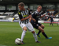 St Mirren v Ross County Under 20's 130813