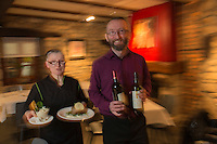 Europe/France/Bretagne/56/Morbihan/Vannes:  Restaurant: Terroirs - <br /> Emmanuel et Jacqueline Defever [Non destiné à un usage publicitaire - Not intended for an advertising use]