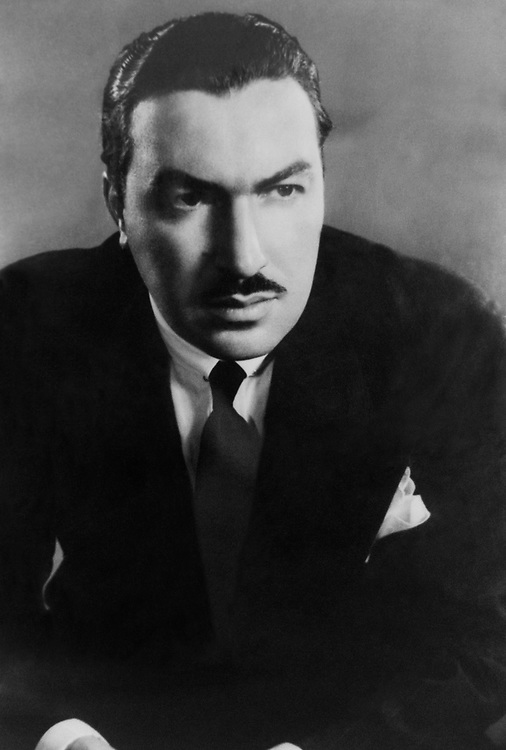 Close-up of Rep. Adam Clayton Powell D-N.Y. (Photo by CQ Roll Call)