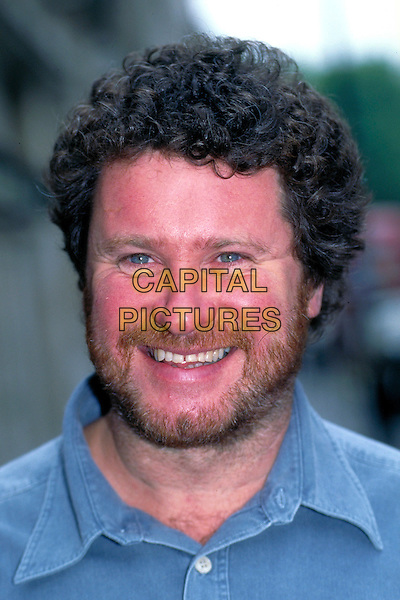 RORY McGRATH.pre 1997.Ref: 3183.headshot portrait blue beard facial hair.CAP/HT.©Hugh Thompson/Capital Pictures.