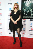 12 November 2017 - Hollywood, California - Courtney Love. &quot;The Disaster Artist&quot; AFI FEST 2017 Screening held at TCL Chinese Theatre. <br /> CAP/ADM/FS<br /> &copy;FS/ADM/Capital Pictures