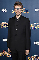 LONDON, UK. October 24, 2016: Director Scott Derrickson at the &quot;Doctor Strange&quot; launch event at Westminster Abbey, London.<br /> Picture: Steve Vas/Featureflash/SilverHub 0208 004 5359/ 07711 972644 Editors@silverhubmedia.com