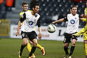 Football/Soccer: Belgacom League - KAS Eupen 4-1 KSV Oudenaarde