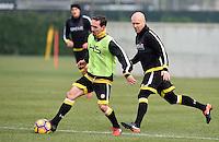 2016/12/02 Allenamento Udinese