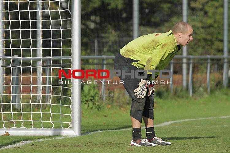 Han96 TW Robert Enke -hier im 1. Han96 Training nach seiner Krankheit am 13.10.09                                                                                                    Foto:  /  nph (  nordphoto  )