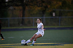 as Lexington Catholic wins 3-2 in overtime against Tates Creek girls soccer at Henry Clay's stadium for the 11th Region Championship on Saturday Oct. 21, 2017 in Lexington, Ky.