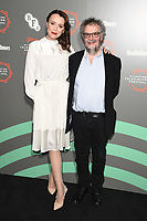 "Keeley Hawes and Stephen Poliakoff (Writer/Director)<br /> at the ""Summer of Rockets"" photocall as part of the BFI & Radio Times Television Festival 2019 at BFI Southbank, London<br /> <br /> ©Ash Knotek  D3494  12/04/2019"