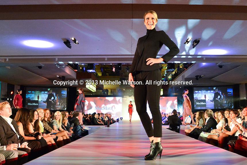 Simon Fashion Now Houston Galleria Fall 2013