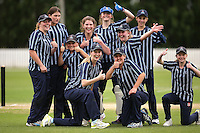 161204 Cricket - NZ Secondary Schools Girls Championship