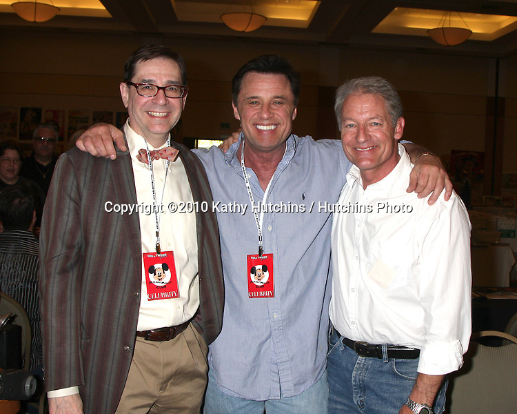 "Thom Bray, Joe Penny, and Perry King ""Riptide"".at the Hollywood Collector's Show Spring 2010.Burbank Mariott Convention Center.Burbank, CA.April 24, 2010.©2010 Kathy Hutchins / Hutchins Photo..."