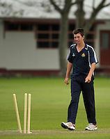 151210 Cricket - Manawatu v Wanganui Under-17s