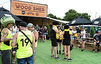 Adult Entertainment Zone at the 2018 HSBC World Sevens Series Hamilton, FMG Stadium in Hamilton, New Zealand on Saturday, 3 February 2018. Photo: Sarah Lord / lintottphoto.co.nz