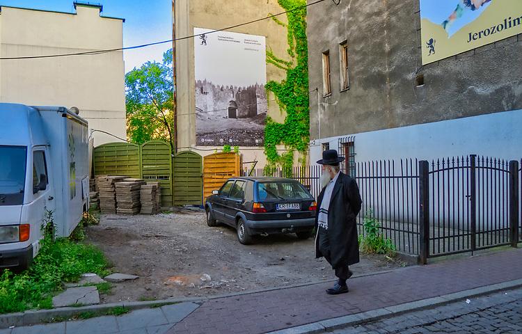 Ukica Jakuba na krakowskim Kazimierzu