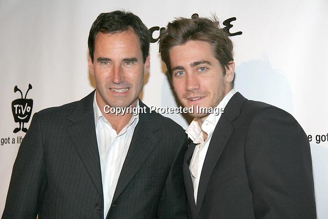 Kevin O'Malley &amp; Jake Gyllenhaal<br />Oceana's 2004 Partners Awards Gala<br />Esquire House<br />Beverly Hills, CA, USA<br />Thursday, November 11, 2004<br />Photo By Celebrityvibe.com/Photovibe.com,<br />New York, USA, Phone 212 410 5354, <br />email:sales@celebrityvibe.com