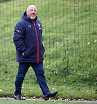 Frank McParland, Rangers head of player recruitment
