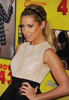 HOLLYWOOD, {CA} -JANUARY 23: Ashley Tisdale attends the premiere of Relativity Media's 'Movie 43' at TCL Chinese Theatre on January 23, 2013 in Hollywood, California. PAP0113JP393...PAP0113JP393...