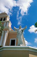 Puerto Rico, Aguadilla, Iglesia Monserrate, Moca