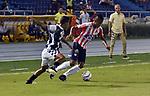 Junior venció 1-0 a Boyacá Chicó. Fecha 5 Liga Águila I-2018.