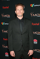 3 January 2020 - West Hollywood, California - Martin Copping. 9th Annual Australian Academy Of Cinema And Television Arts (AACTA) International Awards  held at SkyBar at the Mondrian. Photo Credit: FS/AdMedia