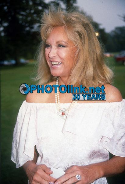 Joan Kennedy 1984<br /> Photo By Adam Scull/PHOTOlink.net