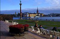 Europe-SWEDEN-Stockholm-Malmø-Gøteborg