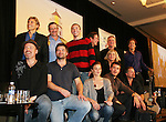So Long Springfield Event - Guiding Light actors - Daniel Cosgrove, Kim Zimmer, Gina Tognoni along with GL director Adam Reist and the rest of the GL cast members Robert Newman, Bradley Cole, Jordan Clarke, Frank Dicopoulos, Jeff Branson, Tom Pelphrey, Grant Aleksander, Ron Raines come to see fans at the Hyatt Regency in Pittsburgh, PA. during the weekend of October 24 and 25, 2009. (Photo by Sue Coflin/Max Photos)