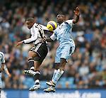 111106 Manchester City v Newcastle United