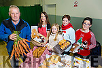 Gene Courtney, Heather Hanafin, Mia Hanafin, Angela Donnellan and Mary Jo Daly Launch the Ardfert Christmas markets and Santa Grotto at the Community Centre on Sunday 11th from 10am - 4pm