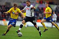 2010 03 13 Coca Cola Championship, Swansea City v Sheffield Wednesday, Liberty Stadium, Swansea, UK.