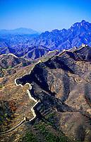 The Great Wall of China at Simatai, China
