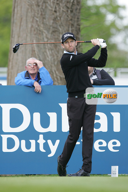 Gregory Bourdy (FRA) during Wednesday's Pro-Am ahead of the 2016 Dubai Duty Free Irish Open Hosted by The Rory Foundation which is played at the K Club Golf Resort, Straffan, Co. Kildare, Ireland. 18/05/2016. Picture Golffile | TJ Caffrey.<br /> <br /> All photo usage must display a mandatory copyright credit as: &copy; Golffile | TJ Caffrey.