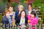 Ten reflexologists from the Kerry reflexology network group will offer taster treatments to the public in Manor West, Tralee, on Sunday, September 30th. Pictured from front l-r were: Brid Ann O'Connor, Caroline McCarthy and Jacqueline Daly. Back l-r were: Mary Costello, Kathy Nolan and Martina McAuliffe.