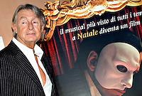 Roma 12 12 2004Presentazione del film Il Fantasma dell'Opera<br /> Joal Schumacher Regista<br /> Foto Serena Cremaschi Insidefoto