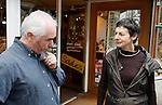 20080110 - France - Aquitaine - Pau<br /> PORTRAITS DE MARTINE LIGNIERES-CASSOU, CANDIDATE PS AUX ELECTIONS MUNICIPALES DE PAU EN 2008.<br /> Ref : MARTINE_LIGNIERES-CASSOU_020.jpg - © Philippe Noisette.