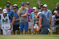 Brooks Koepka (USA) chips on to 11 during round 4 of the Fort Worth Invitational, The Colonial, at Fort Worth, Texas, USA. 5/27/2018.<br /> Picture: Golffile | Ken Murray<br /> <br /> All photo usage must carry mandatory copyright credit (© Golffile | Ken Murray)