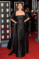 Isabella Kristensen arriving for the BAFTA Film Awards 2018 at the Royal Albert Hall, London, UK. <br /> 18 February  2018<br /> Picture: Steve Vas/Featureflash/SilverHub 0208 004 5359 sales@silverhubmedia.com